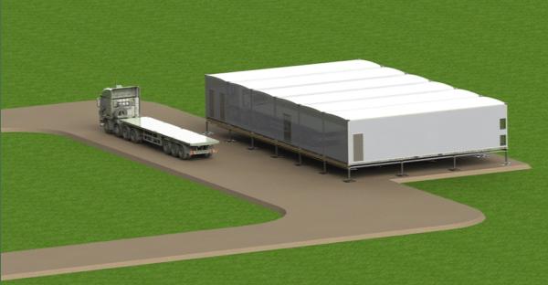 Data Center - Box Modul